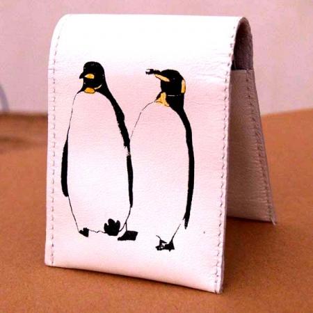Penguins Card holder