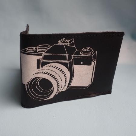 Camera Card Holder
