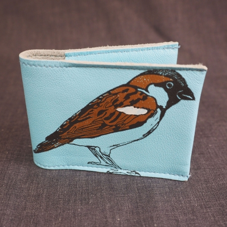 Sparrow Card Holder
