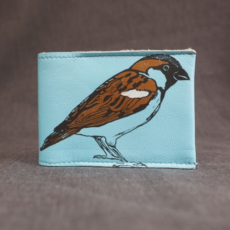 Sparrow Card Holder