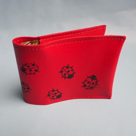 Ladybird Card Holder