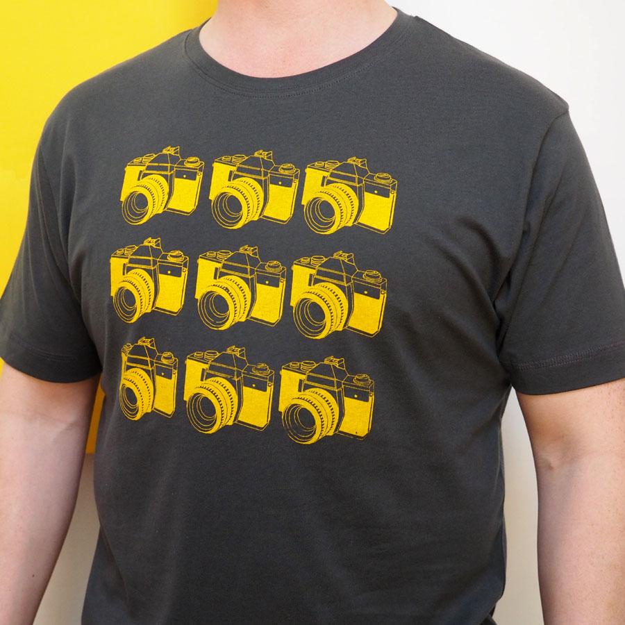 SLR Cameras t shirtStabo c69e09f04